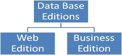 Business Edition DB includes
